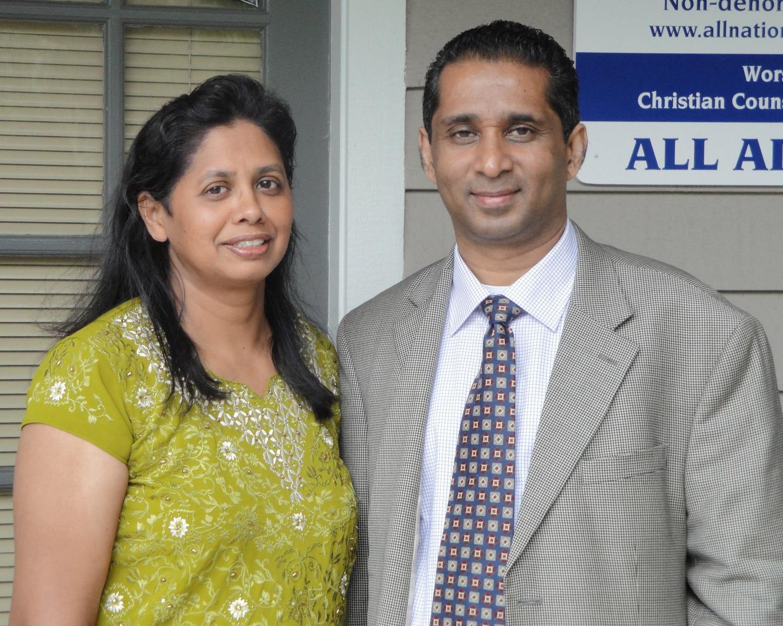 Pastors Charles & Esther Abraham